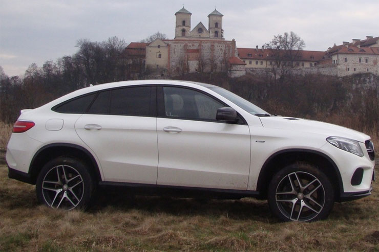 Mercedes GLE 450 AMG Coupe – чужая шкура